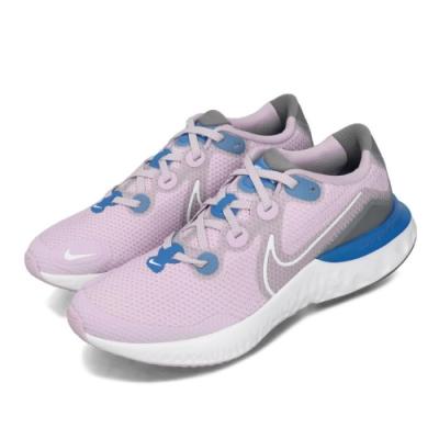 Nike 慢跑鞋 Renew Run GS 女鞋