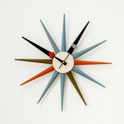 完美主義 閃爍光芒設計款掛鐘/時鐘/壁鐘(3色)