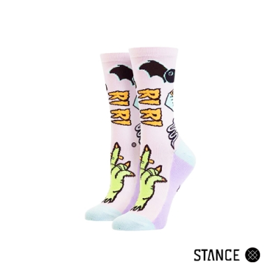STANCE Rihanna Punk N Patch-女襪-休閒襪-蕾哈娜聯名款