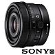 SONY FE 24mm F2.8 G SEL24F28G (公司貨) 廣角大光圈定焦人像鏡頭 全片幅 E接環 防塵防滴 product thumbnail 2