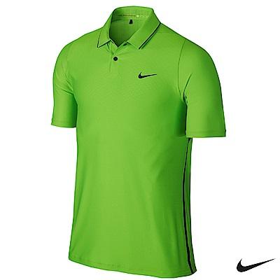 Nike Golf 男運動短袖POLO衫 綠 726206-313