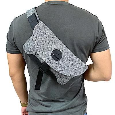 澳洲ALPAKA AIR SLING PRO多功能防盜側背包 麻灰/條紋黑