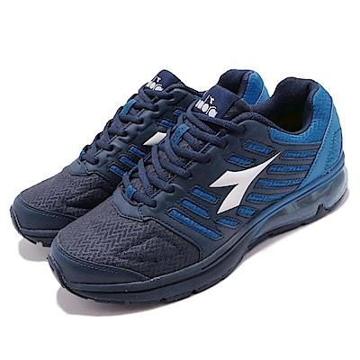 Diadora 慢跑鞋 DA8AMR6656 寬楦 運動 男鞋