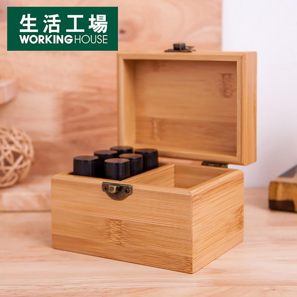 【618全店慶 全館5折起-生活工場】Fragrance精油收納盒