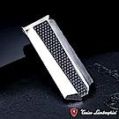 藍寶堅尼Tonino Lamborghini ARIA Silver 錢夾 鈔票夾