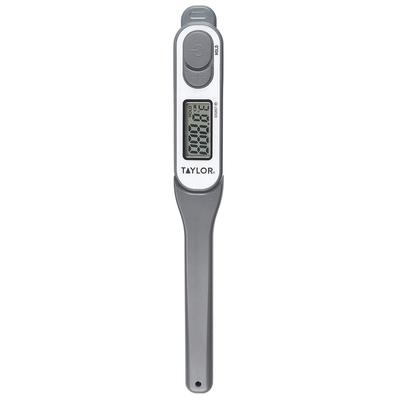 《Taylor》夾式防潑電子探針溫度計