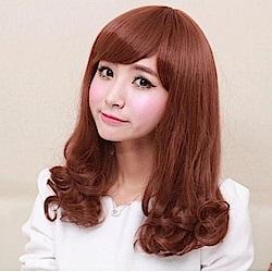 米蘭精品 假髮整頂假髮長假髮-潮流時尚逼真梨花頭女配件73ef52