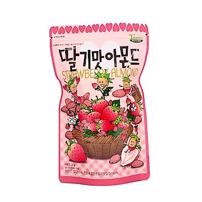 Toms Gilim 草莓奶茶風味杏仁果(210g)