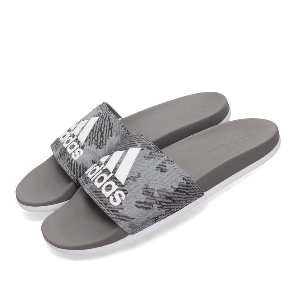 adidas 拖鞋 Adilette Comfort 外出 男鞋