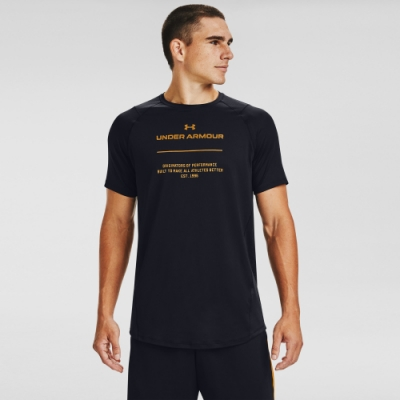 【UNDER ARMOUR】男 MK1短T-Shirt