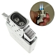 ZIPPO 噴射式藍火機芯-按壓式電子點火(雙火焰款) product thumbnail 1