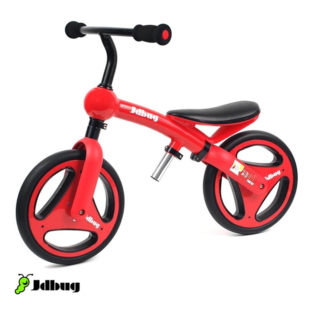 Jdbug Mini Bike兒童滑步車TC18【紅色】