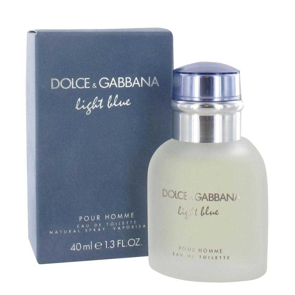 D&G Dolce&Gabbana Light Blue 淺藍男性淡香水 40ml