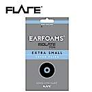 Flare EFS-MINI-XS 替換記憶耳塞 尺寸迷你