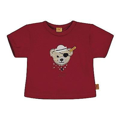 STEIFF德國精品童裝 短袖T上衣 海盜小熊