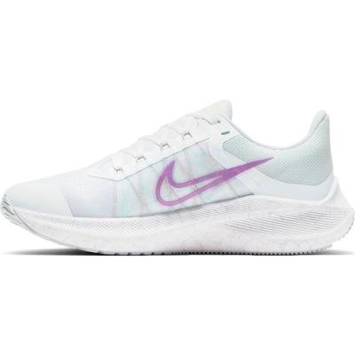 Nike Zoom Winflo 8 女慢跑鞋-白-CW3421102