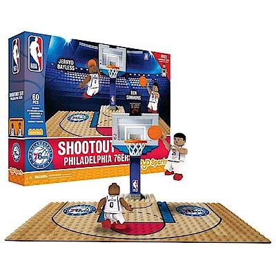 OYO Sports NBA 半場籃框組合 76人