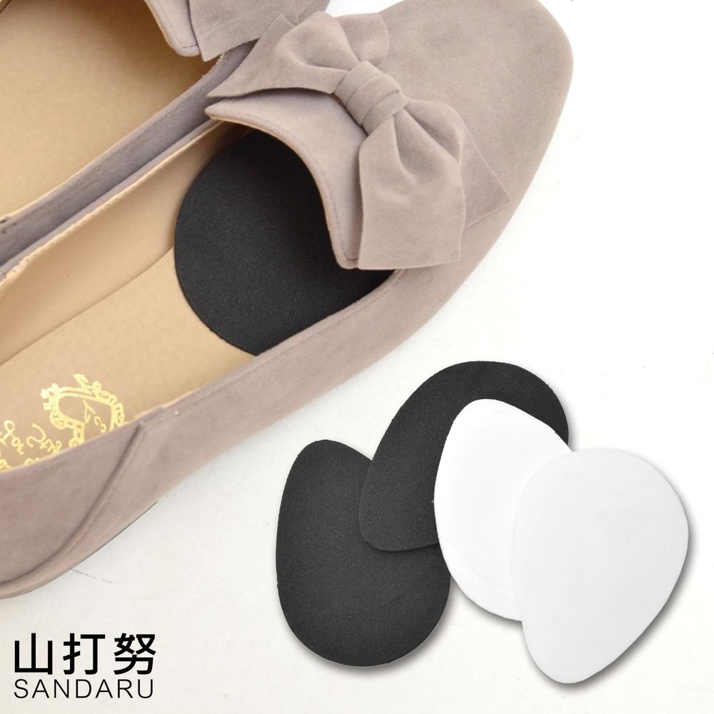山打努SANDARU-親膚前掌鞋墊 隱形半碼鞋墊 防磨腳鞋墊