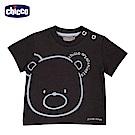 chicco-可可熊-短袖上衣