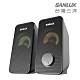 SANLUX台灣三洋 2.0聲道USB多媒體喇叭 SYSP-200 product thumbnail 1