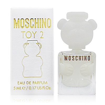 MOSCHINO Toy2 熊芯未泯2 女性淡香精5ml