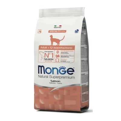 Monge瑪恩吉 天然全能 成貓糧(鮭魚)1.5kg