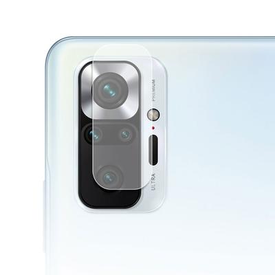 o-one小螢膜 XiaoMi紅米Note 10 Pro 犀牛皮鏡頭保護貼 (一組兩入)