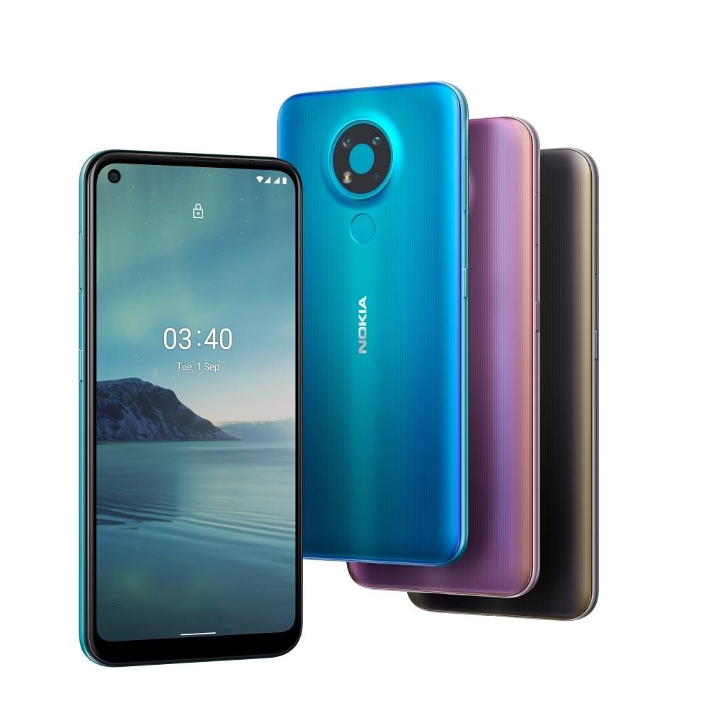 Nokia 3.4 (3G/64G) 6.39吋 智慧型手機