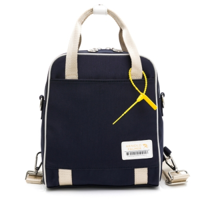 Arnold Palmer - 手提肩背包可後背 Jolly系列 - 藍色