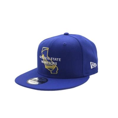 New Era 9FIFTY 950 NBA 球隊州 棒球帽 勇士隊