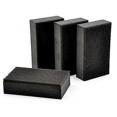 AutoCare塑膠飾板專用海綿(4塊/組)
