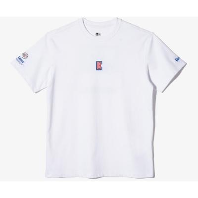 New Era x XLARGE x NBA 棉質短袖T恤 快艇隊 白