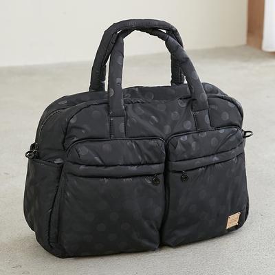 VOVAROVA-大容量多用包-SHINY DOTTY(黑)