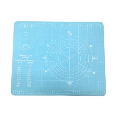 帶刻度矽膠揉麵墊-加厚款1入(TC-PA02)
