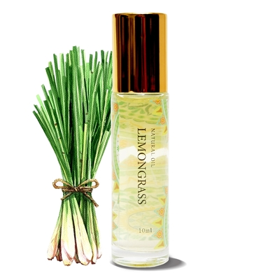 ThaiScent泰香 Lemongrass檸檬草滾珠精油10ml