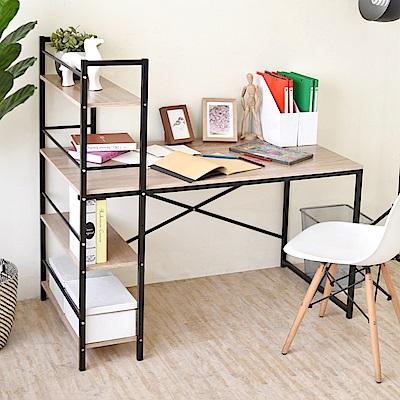 《HOPMA》DIY巧收加深款層架工作桌