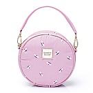 VOVAROVA空氣包-甜甜圈側背包-French Pom Pom- Pink