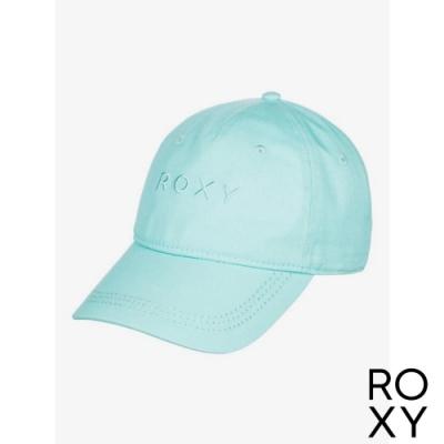【ROXY】DEAR BELIEVER LOGO COLOR 棒球帽 淺綠