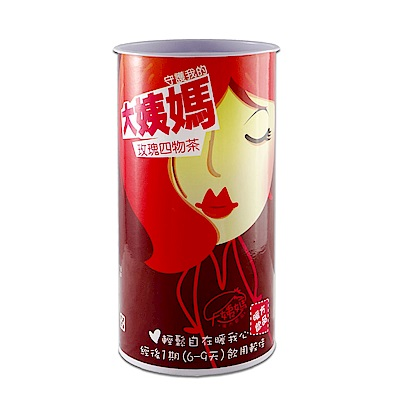 大姨媽 玫瑰四物茶(30gx8入)