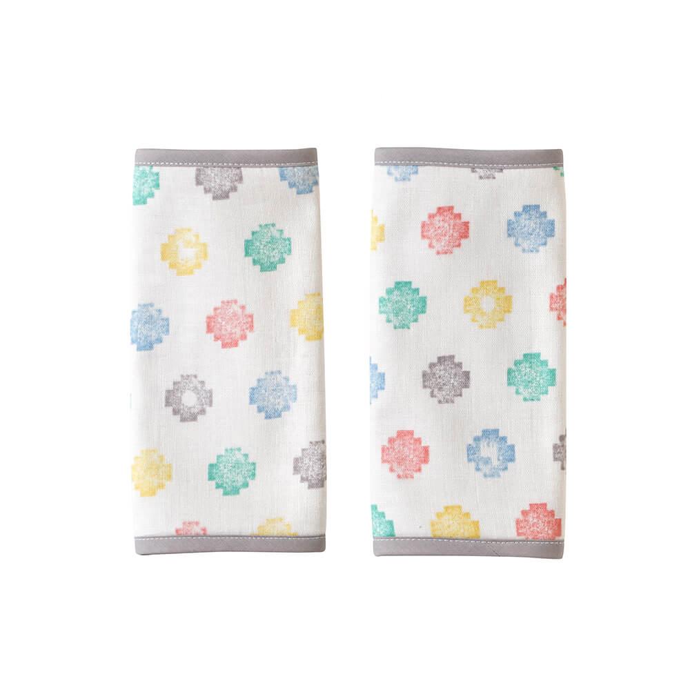 BOBO 南十字星揹巾口水巾(灰)