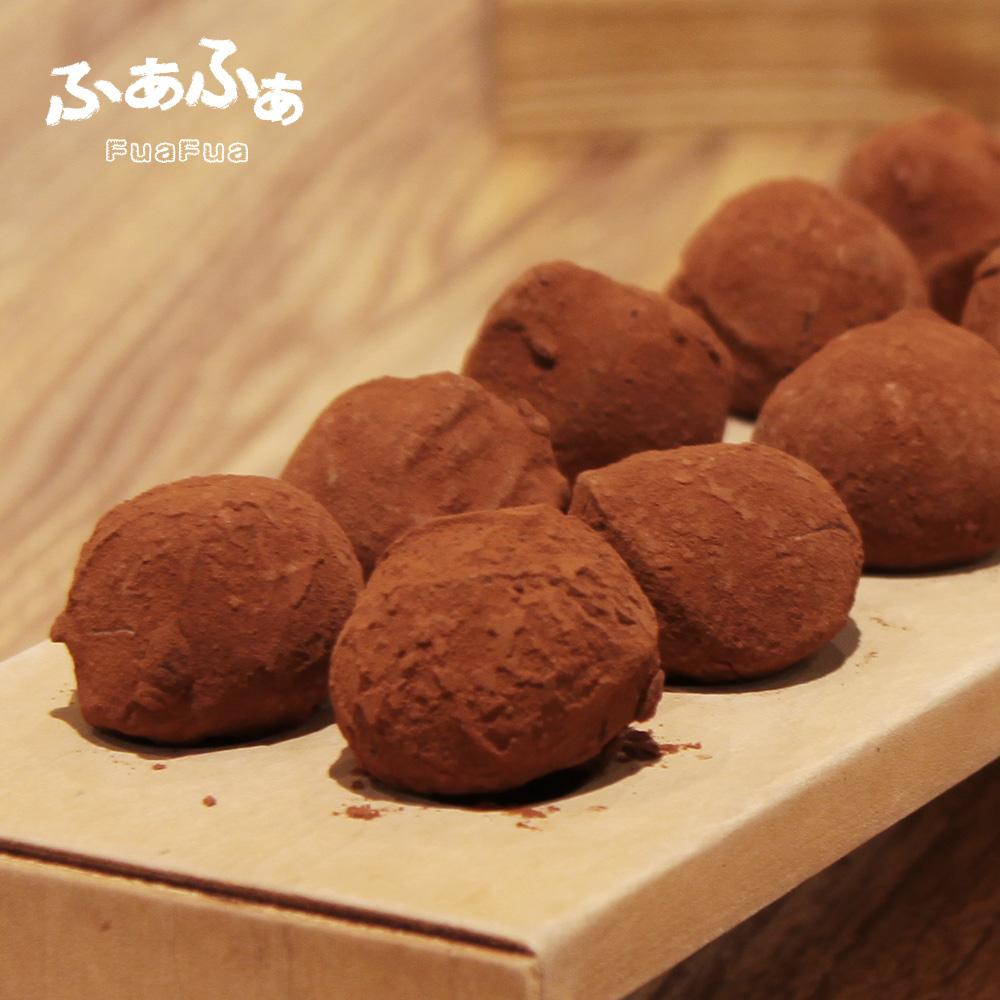 Fuafua Chiffon 哈亞手工泥炭巧克力(12入/盒) @ Y!購物