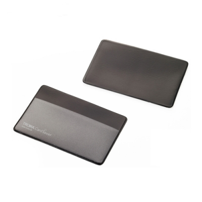 德國TROIKA防盜信用卡夾CAS01/BK防感應卡套