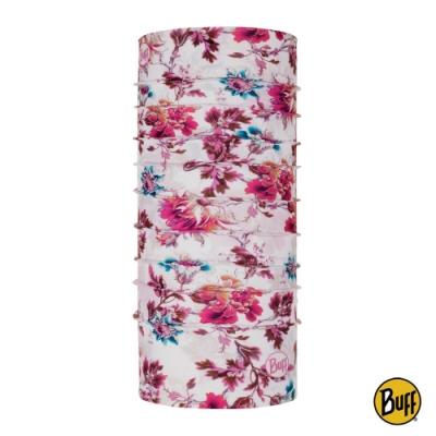 【西班牙BUFF】經典頭巾 Plus-英倫花園