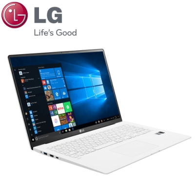 【LG 樂金】特仕版 Gram Z90N 17吋筆電-白色(i5-1035G7/8G+8G/512G+512G SSD/WIN10/17Z90N-V.AA56C2)
