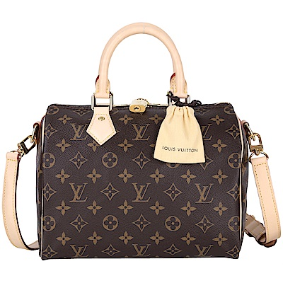 LV M41113 Monogram SPEEDY 25 兩用波士頓包