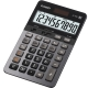 CASIO卡西歐10位數商用計算機-黑/灰 JS-10B product thumbnail 1