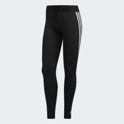 adidas 緊身褲 運動 休閒 訓練 慢跑 長褲 女款 黑 FJ7173 ALPHASKIN