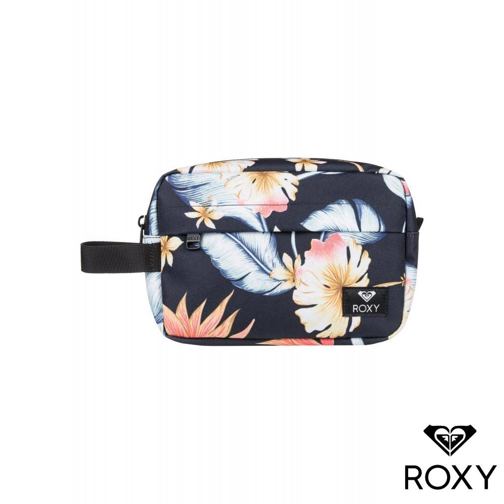 【ROXY】BEAUTIFULLY 收納袋 黑