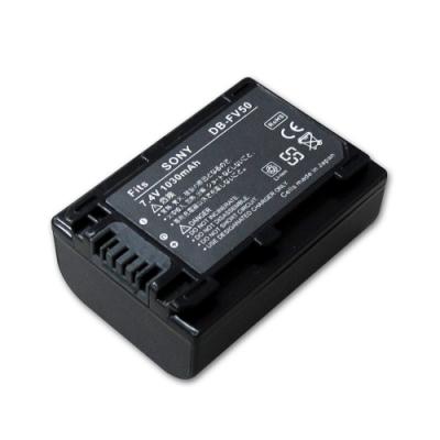 WELLY SONY NP-FV50 / FV50 V系列 高容量防爆相機鋰電池