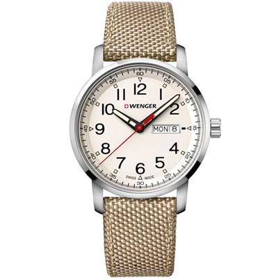 WENGER 戰鬥叢林 休閒腕錶(01.1541.112)米/42mm